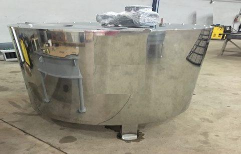 Solicitar orçamento para o serviço de Tanques Em Aço Inox